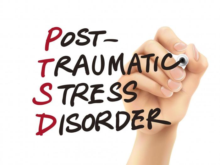 Θεραπεία Διαταραχής Μετατραυματικού Στρες