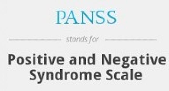 Κλίμακα Θετικού και Αρνητικού Συνδρόμου (PANSS)