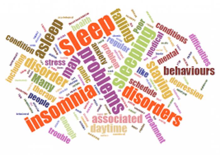 Θεραπεία Προβλημάτων Ύπνου