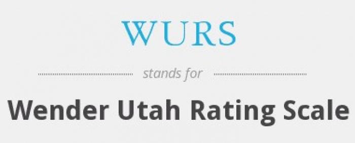 Κλίμακα Αξιολόγησης Wender Utah (WURS)