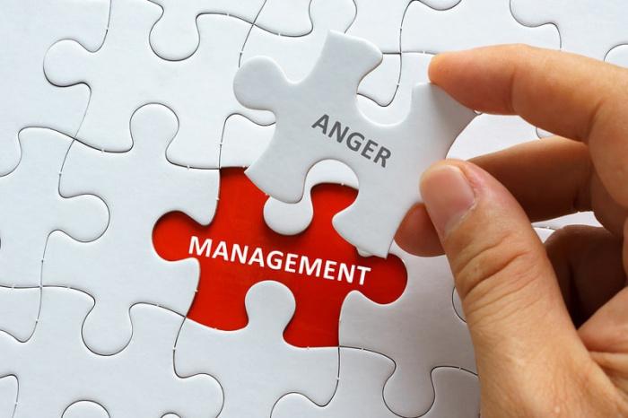 Θεραπεία Διαχείρισης Θυμού