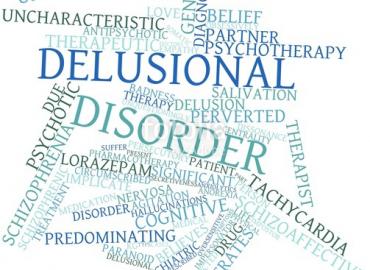 Επακτή παραληρητική διαταραχή